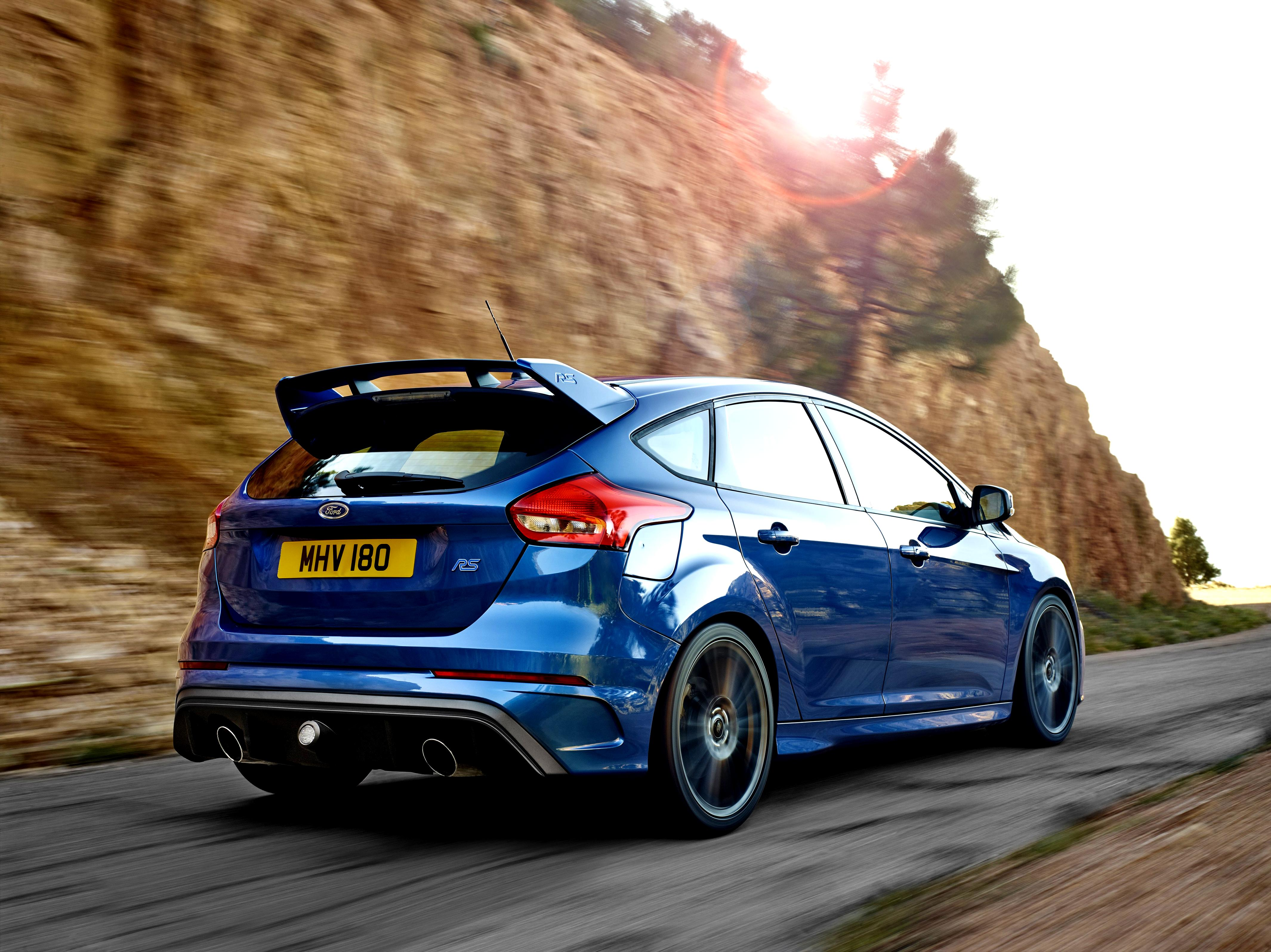 Ford Focus RS 2016 #88