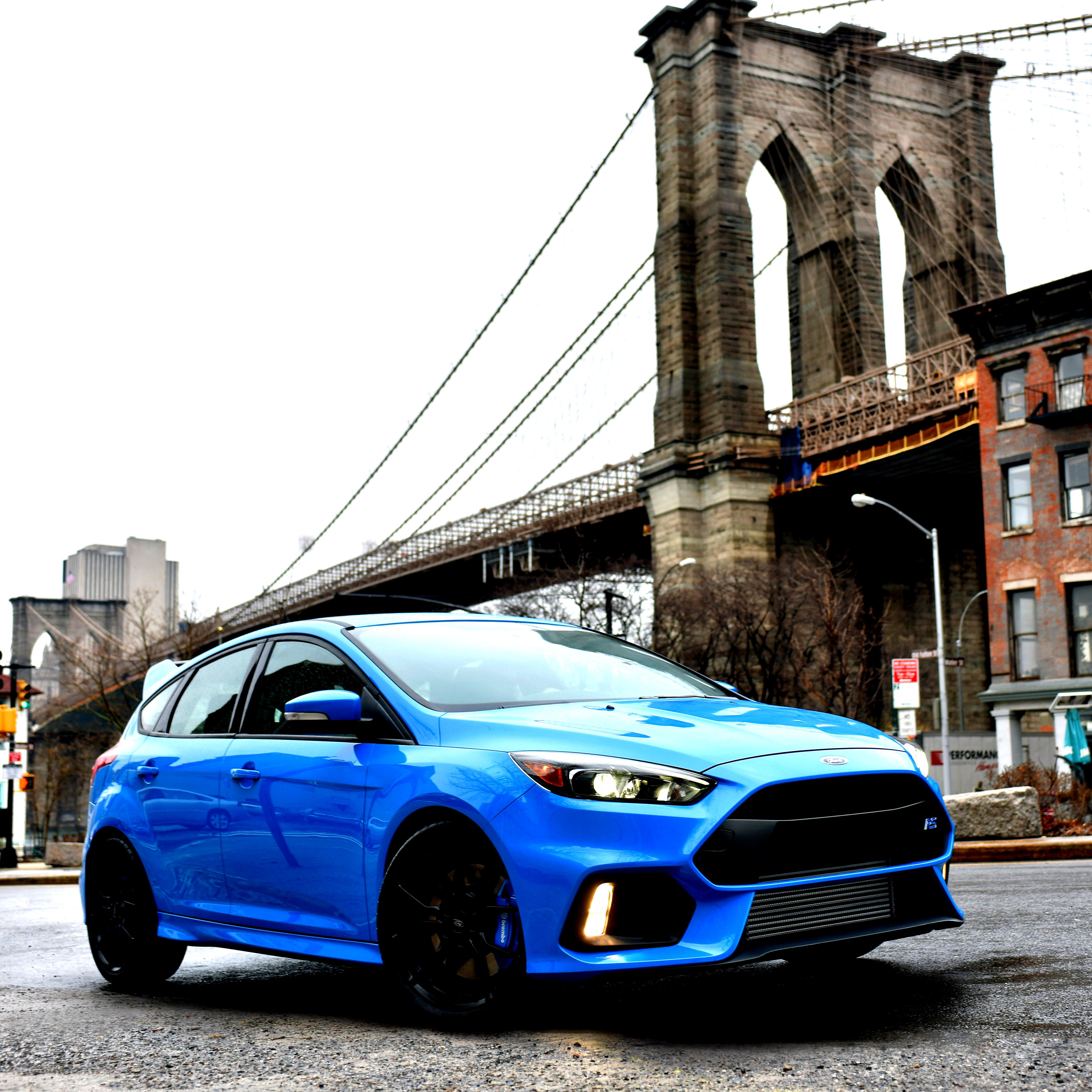 Ford Focus RS 2016 #96