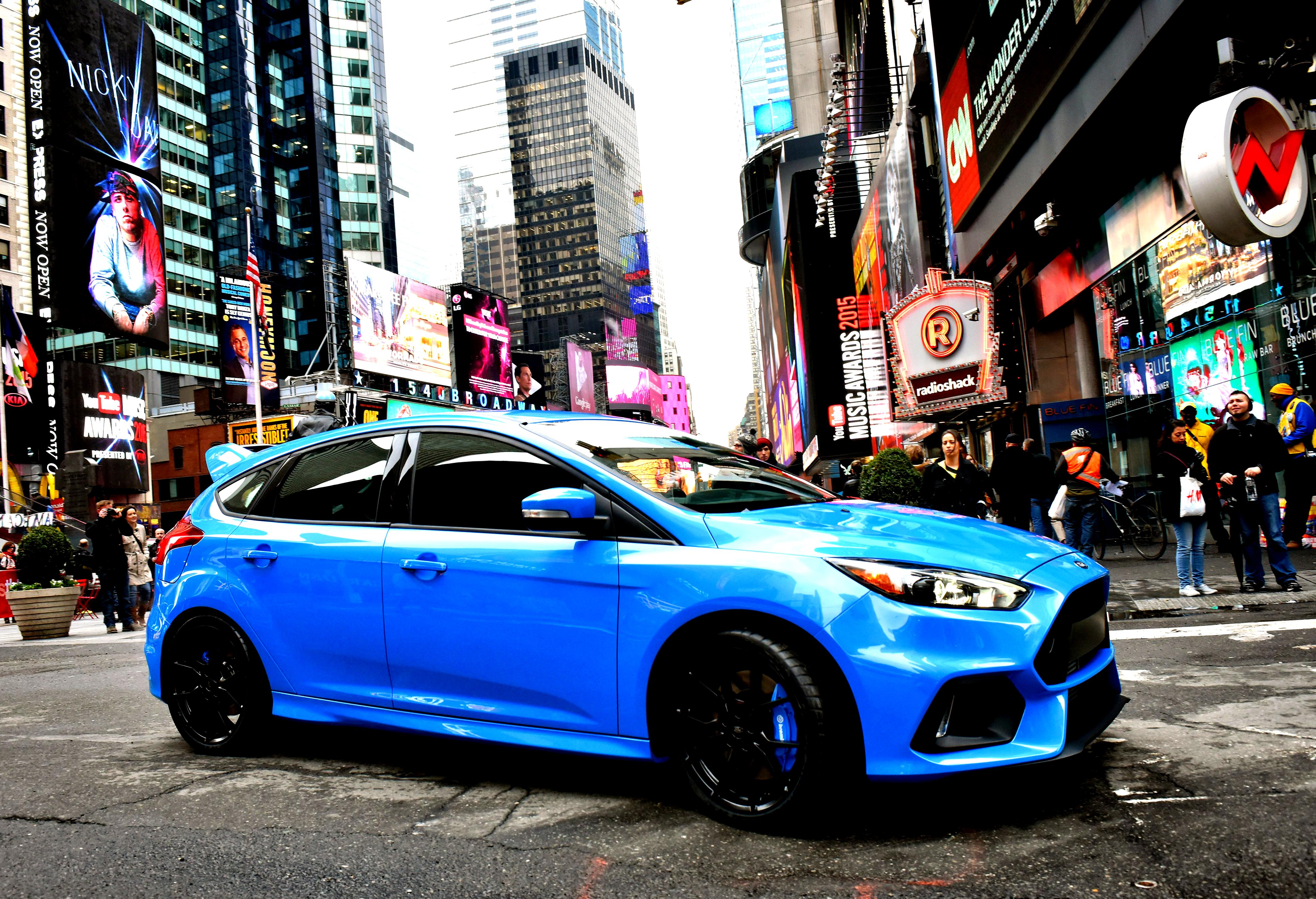 Ford Focus RS 2016 #99