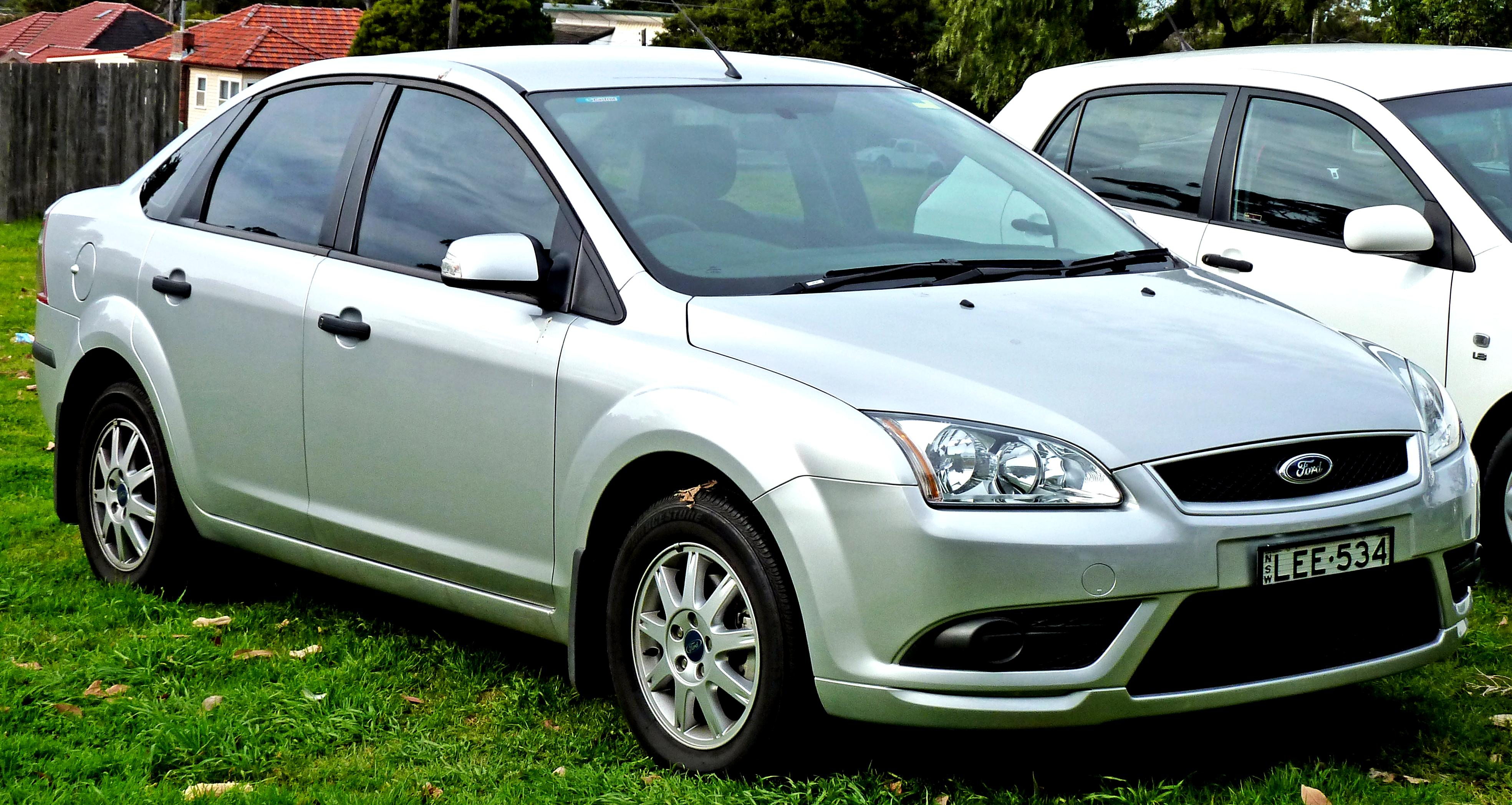 Ford focus sedan 2007 7