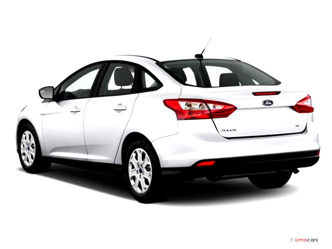 Ford Focus Sedan 2014 #1