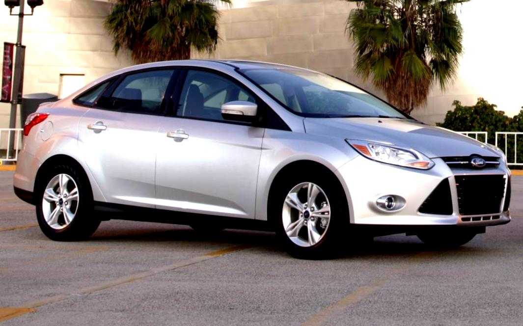 Ford Focus Sedan 2014 #5