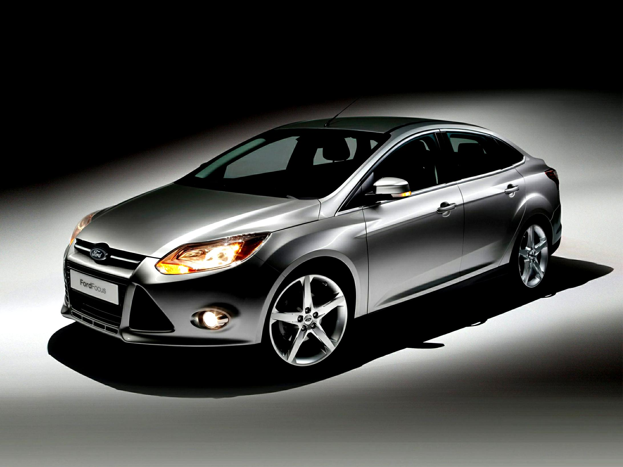Ford Focus Sedan 2014 #6