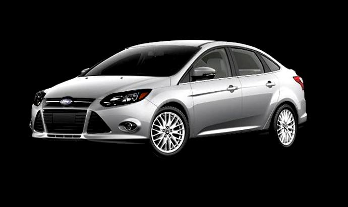 Ford Focus Sedan 2014 #8