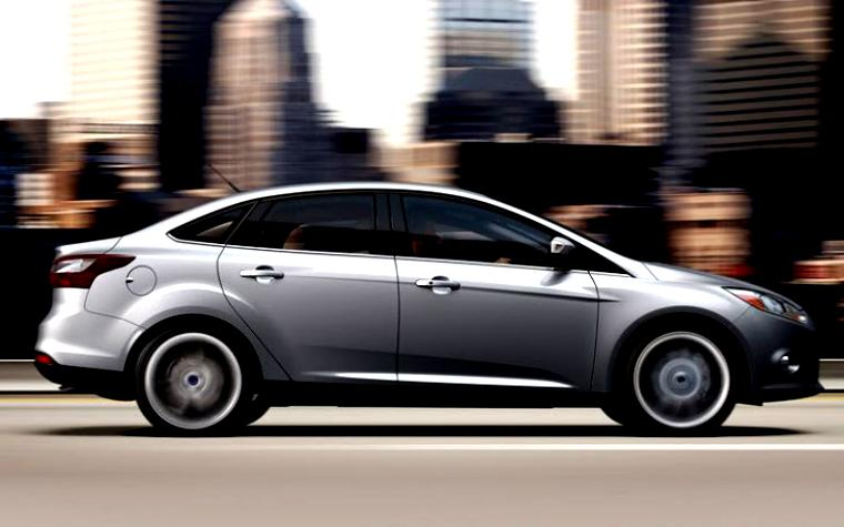Ford Focus Sedan 2014 #10