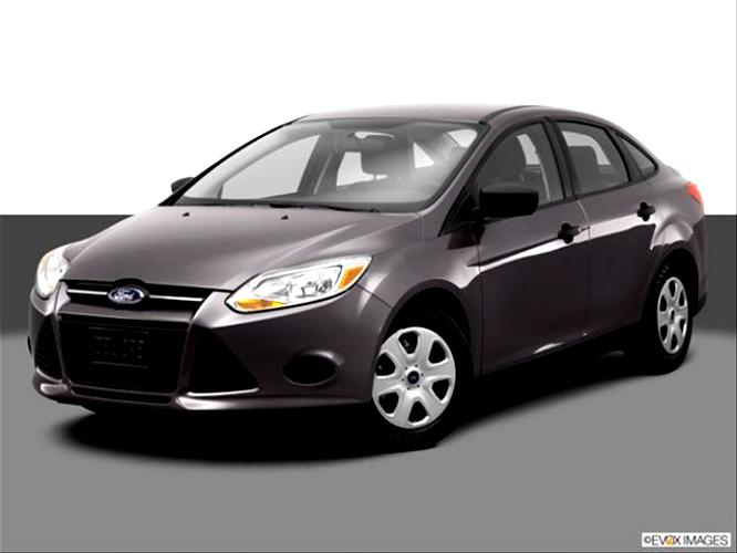 Ford Focus Sedan 2014 #11