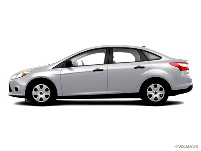 Ford Focus Sedan 2014 #13