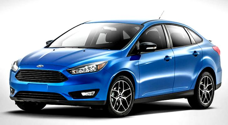 Ford Focus Sedan 2014 #14