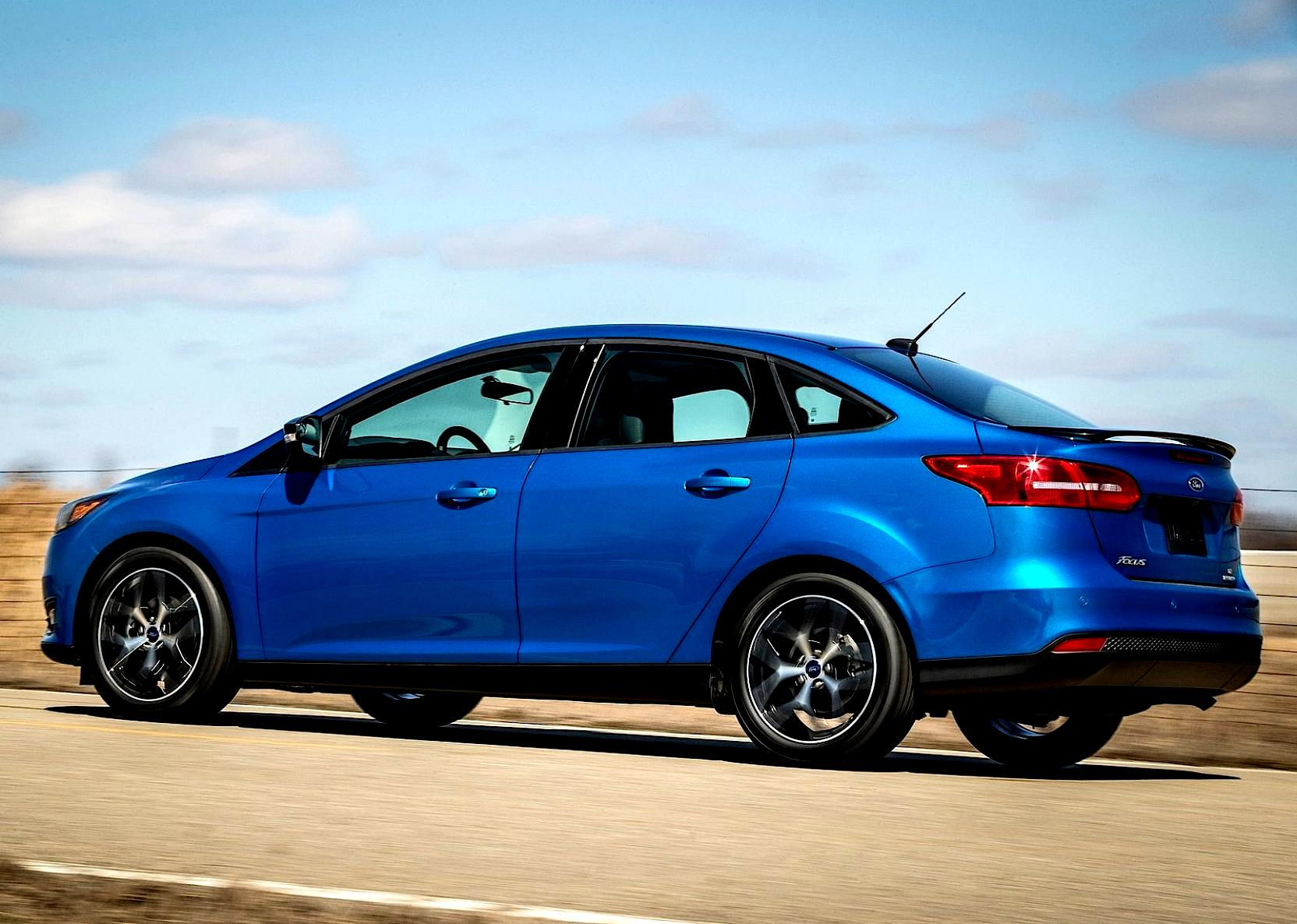 Ford Focus Sedan 2014 #16