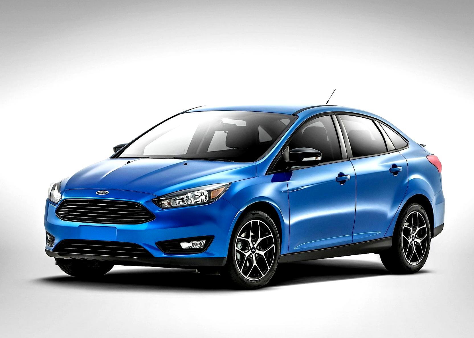Ford Focus Sedan 2014 #18