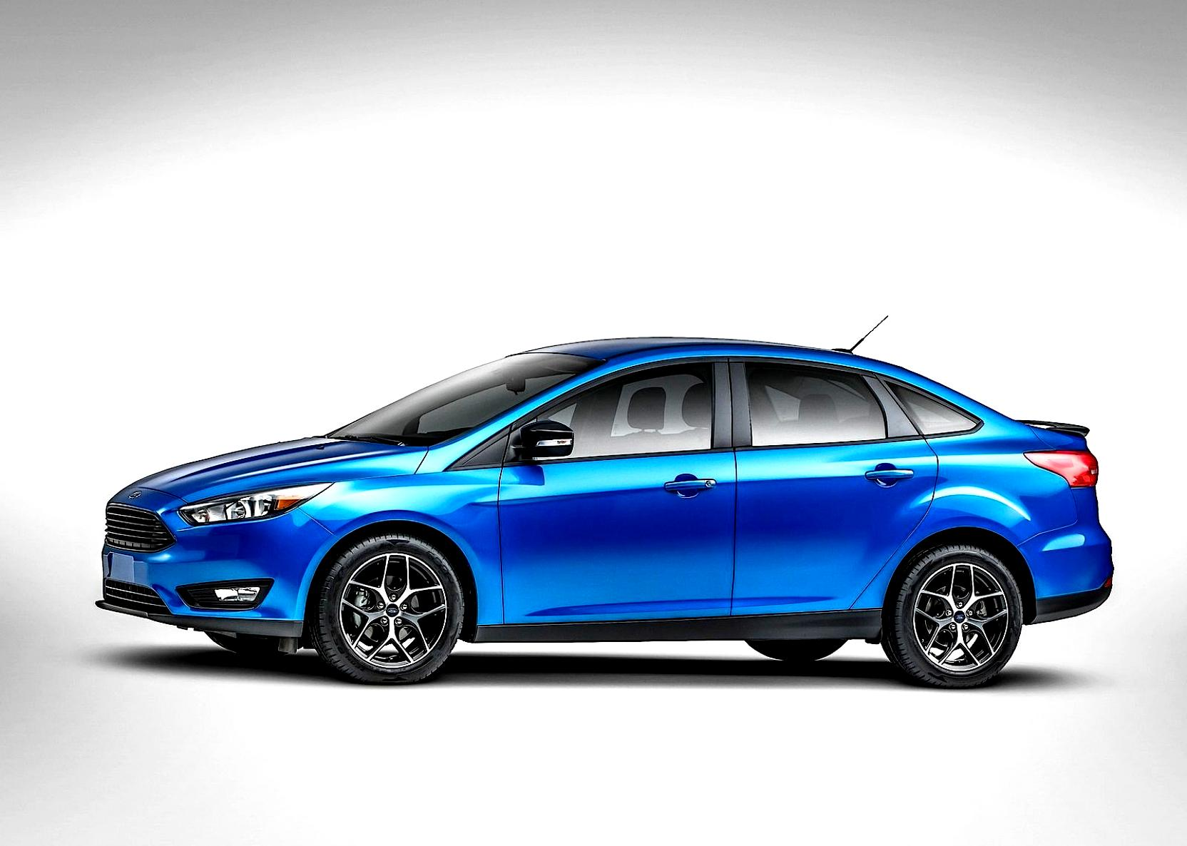 Ford Focus Sedan 2014 #19