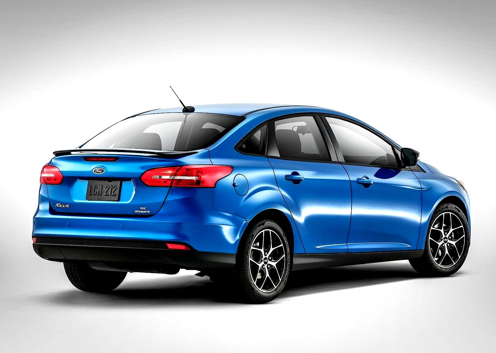 Ford Focus Sedan 2014 #20