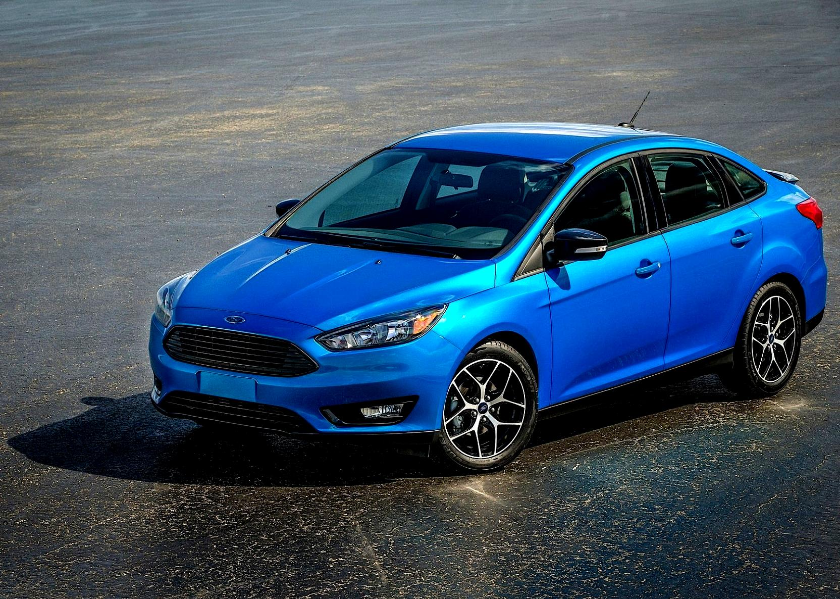 Ford Focus Sedan 2014 #21