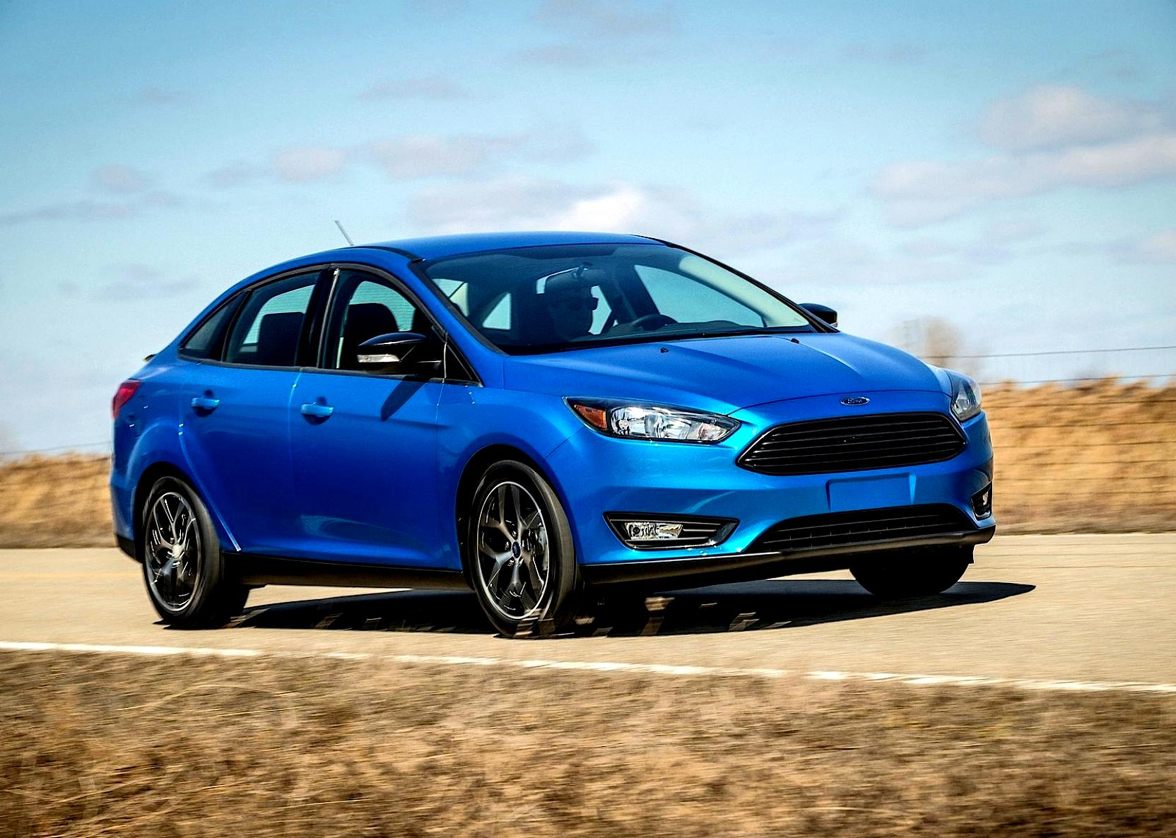 Ford Focus Sedan 2014 #22