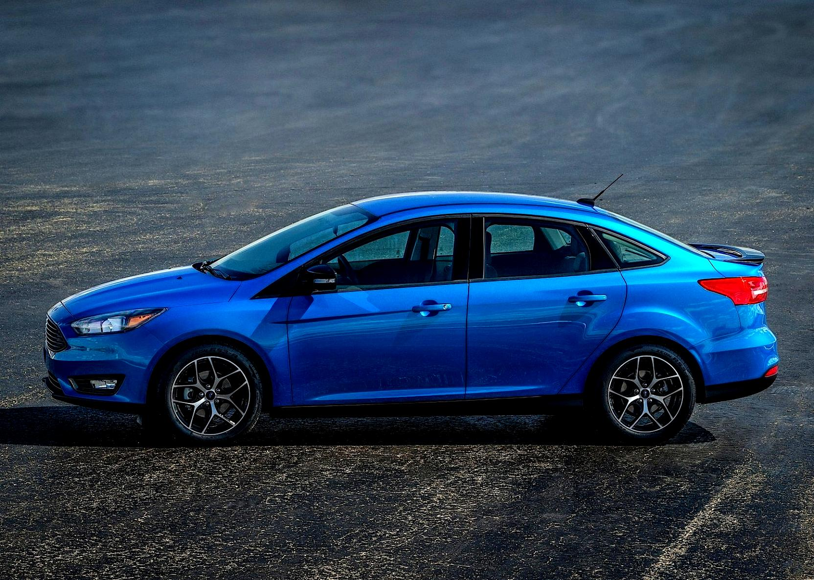 Ford Focus Sedan 2014 #23