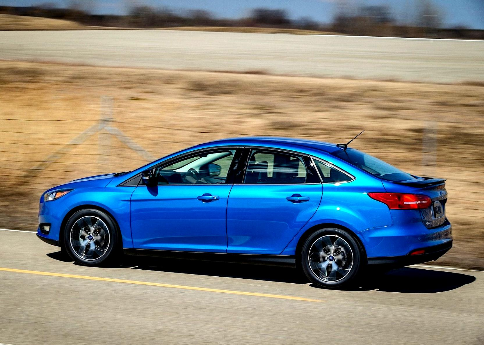 Ford Focus Sedan 2014 #25