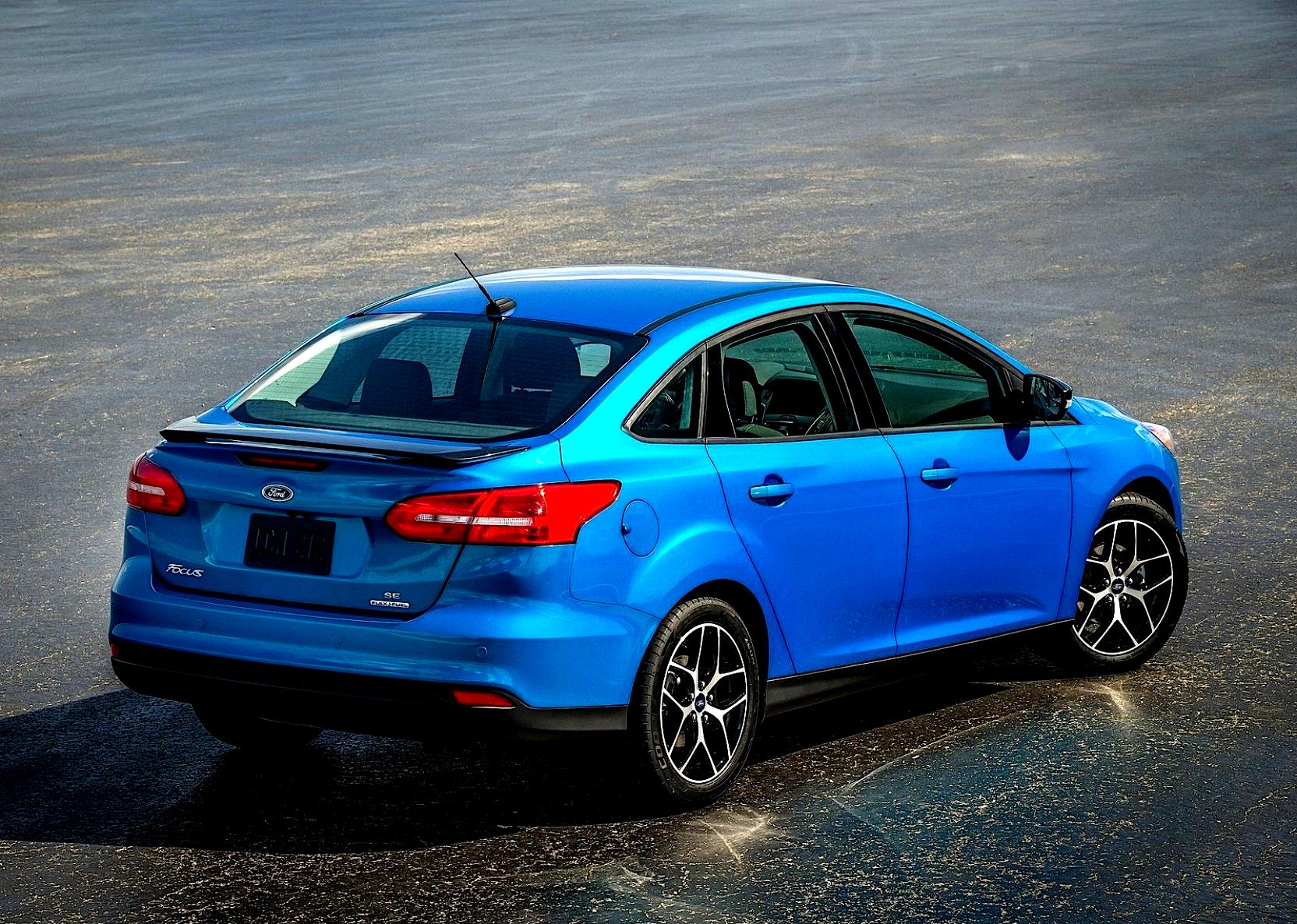 Ford Focus Sedan 2014 #26