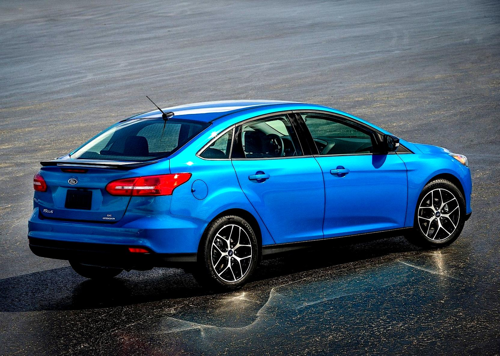 Ford Focus Sedan 2014 #27