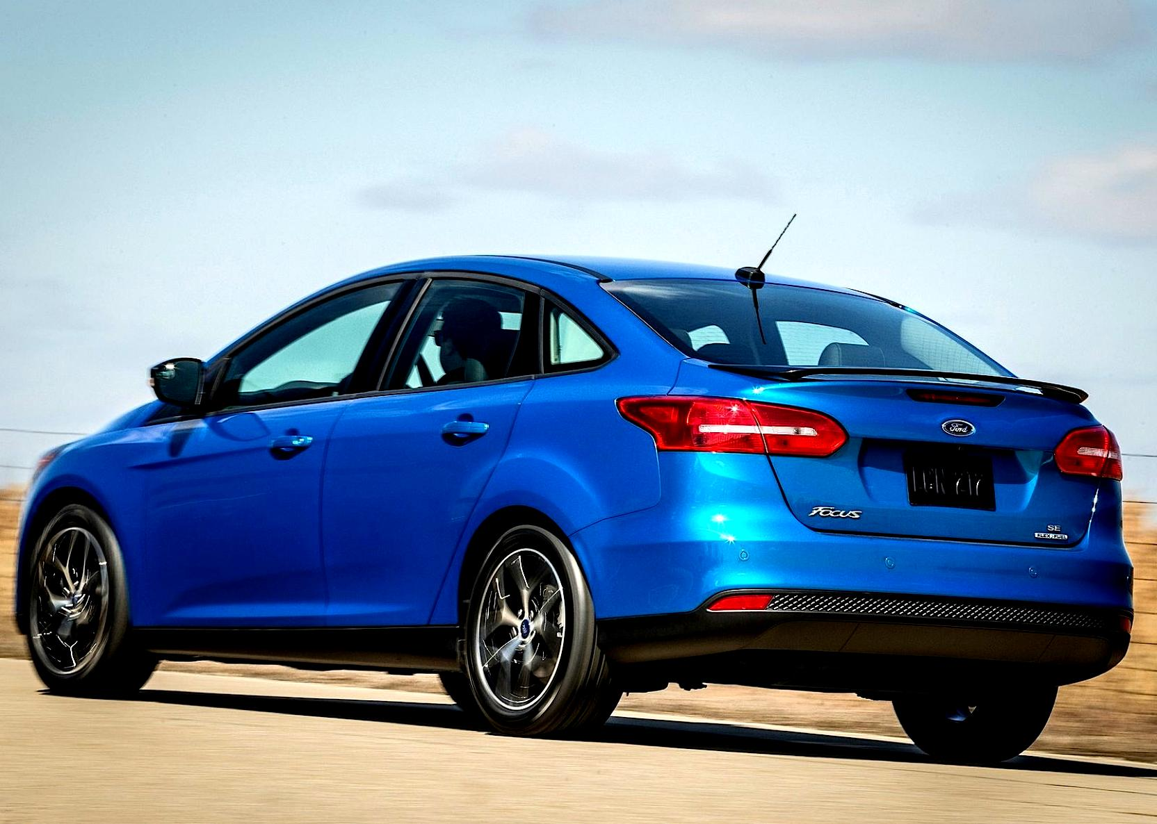 Ford Focus Sedan 2014 #28