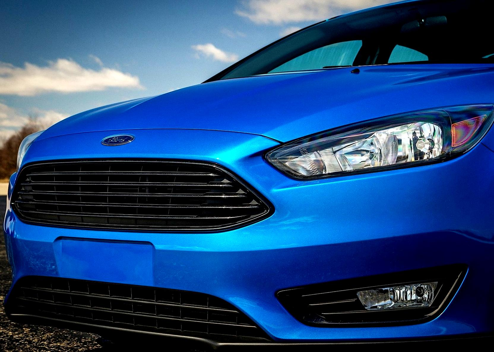 Ford Focus Sedan 2014 #30