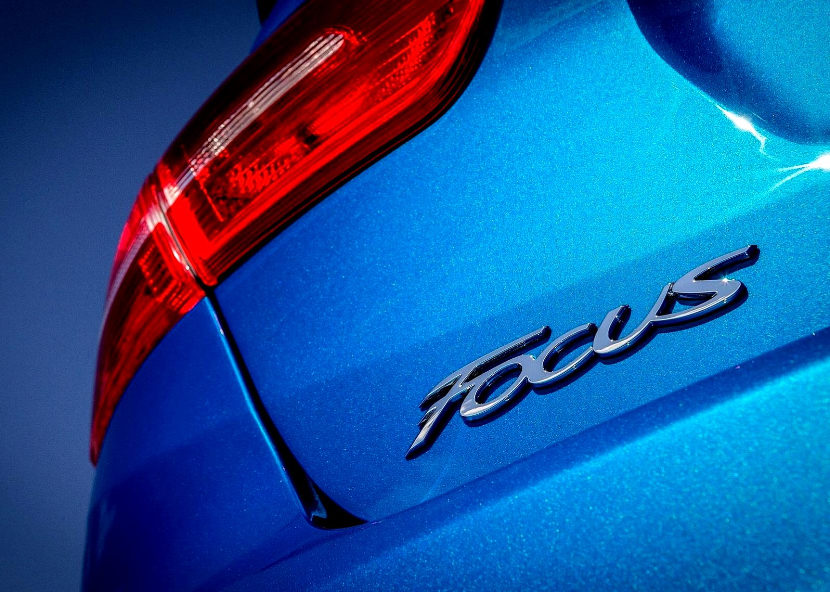 Ford Focus Sedan 2014 #36