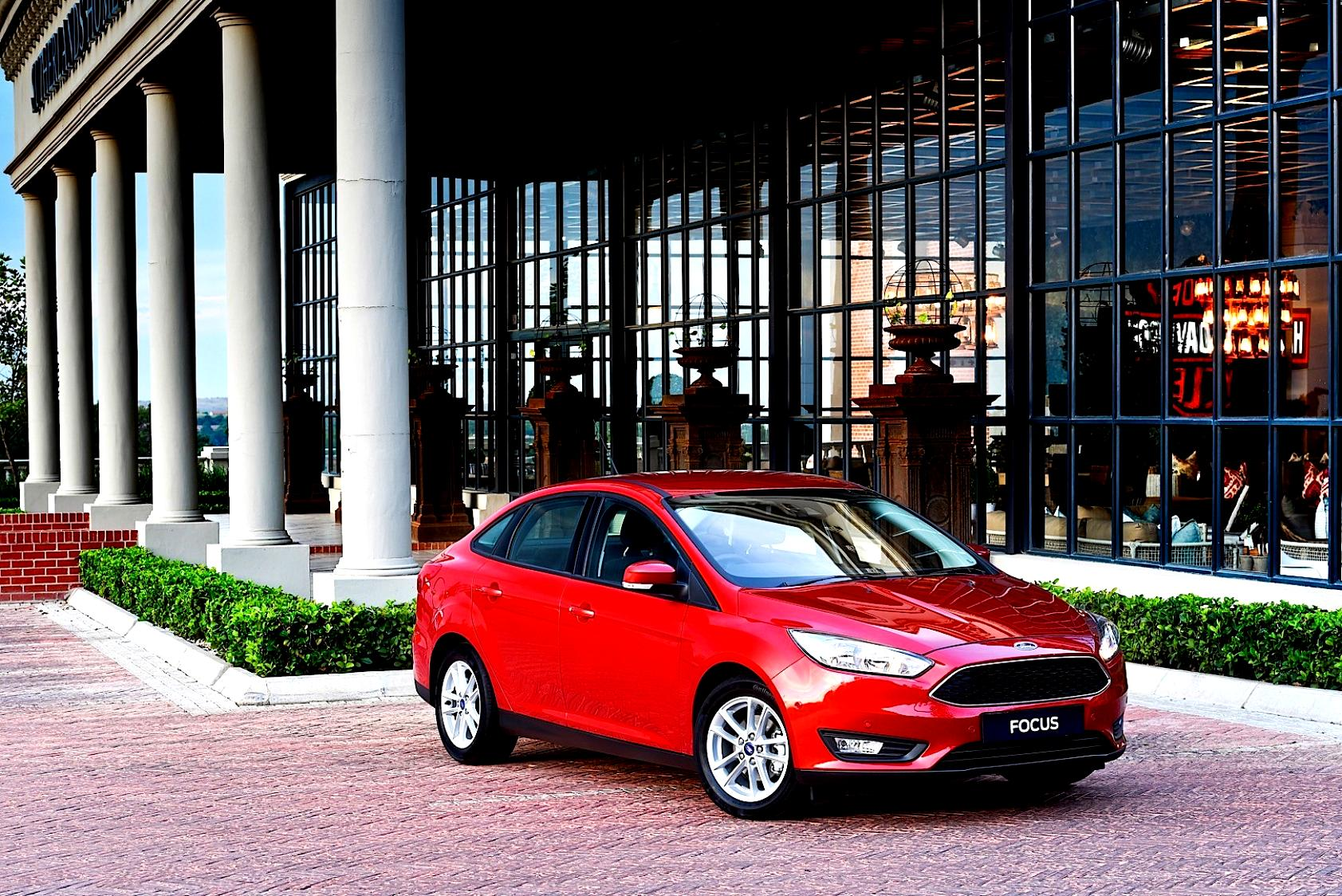 Ford Focus Sedan 2014 #39