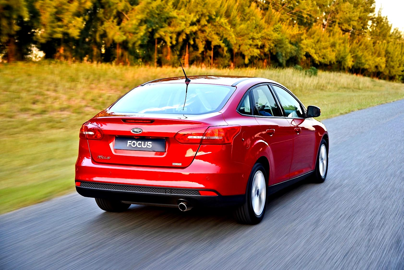 Ford Focus Sedan 2014 #42