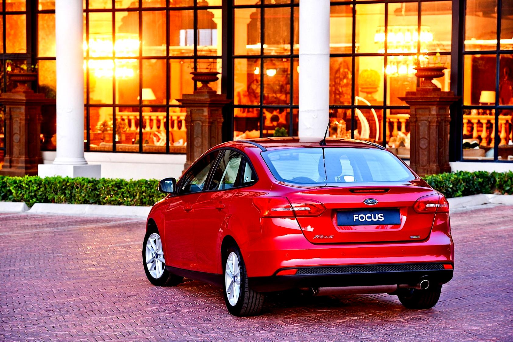 Ford Focus Sedan 2014 #45