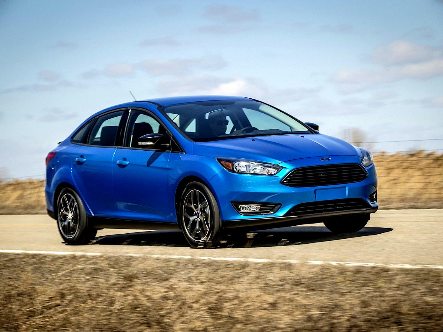 Ford Focus Sedan 2014 #46