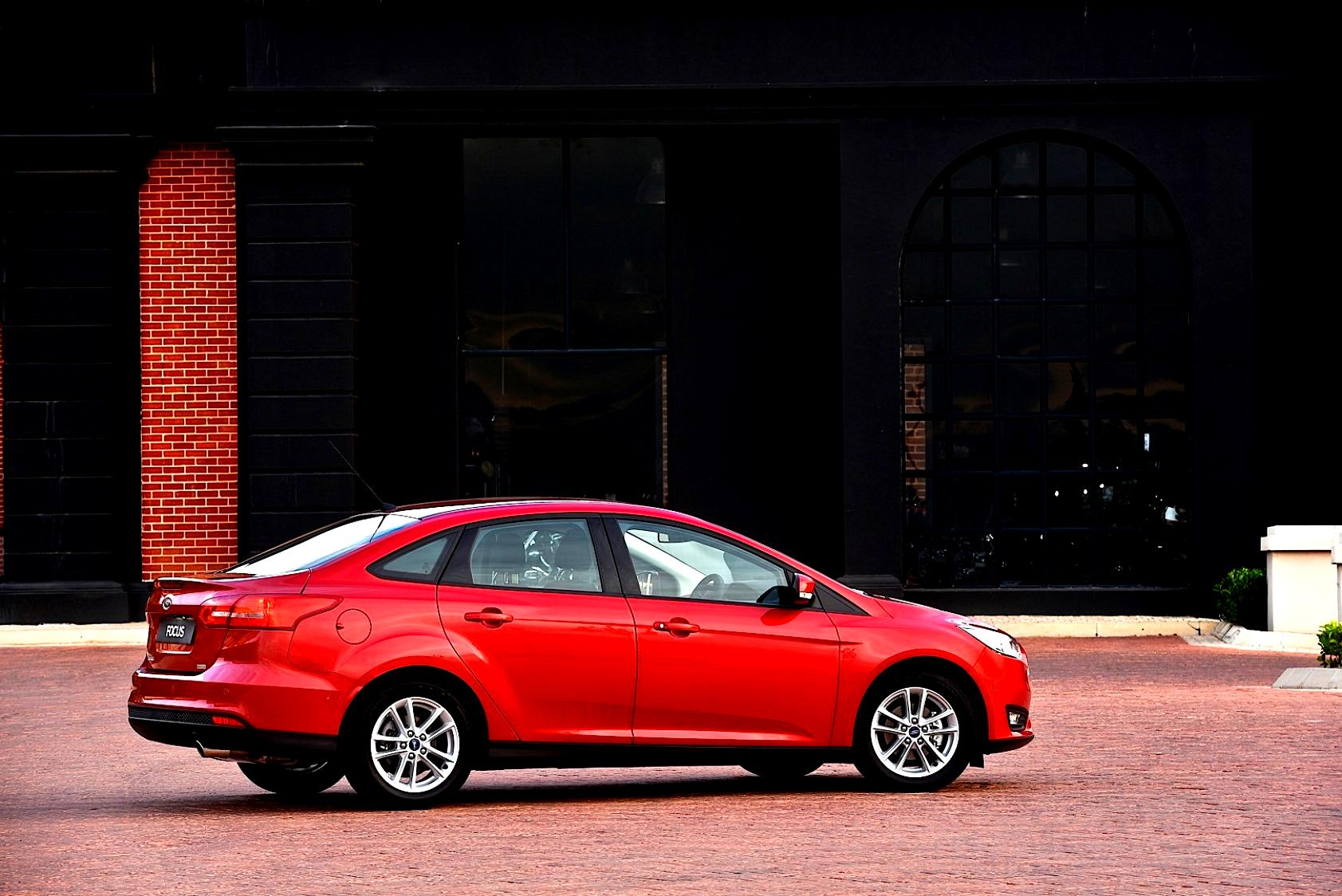 Ford Focus Sedan 2014 #47