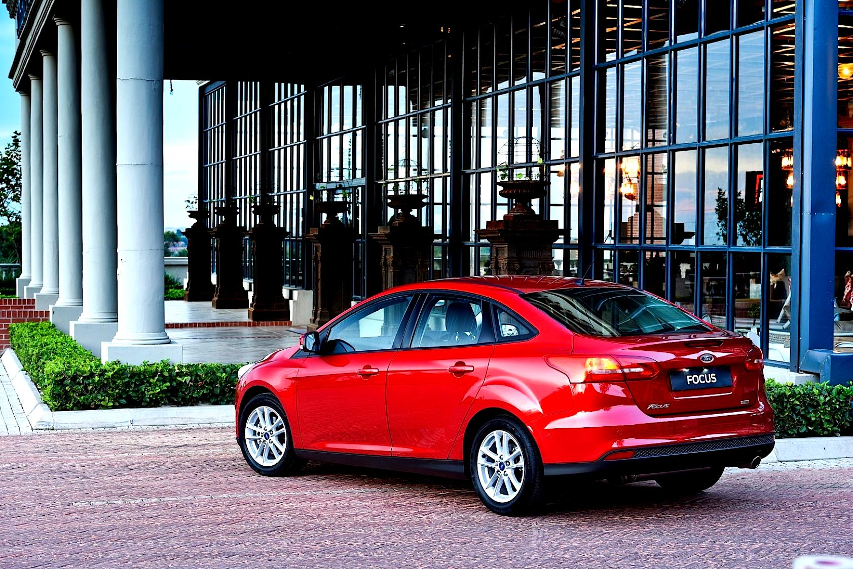 Ford Focus Sedan 2014 #48