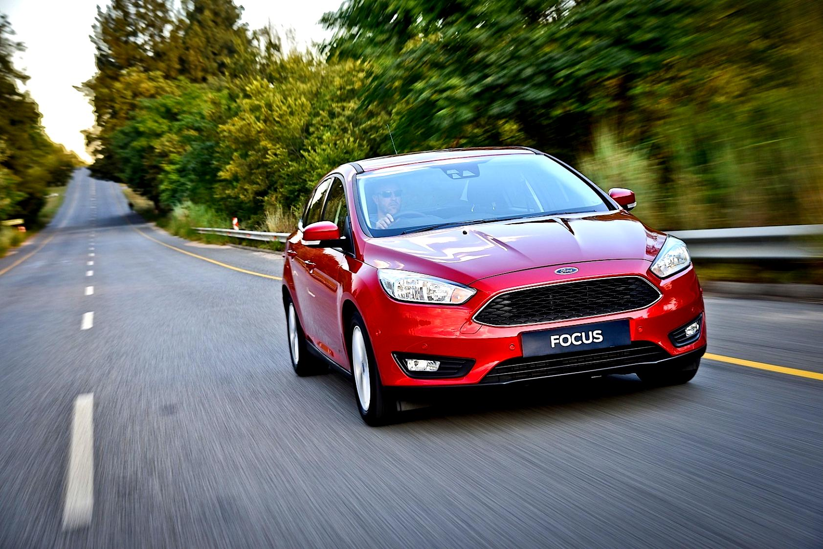 Ford Focus Sedan 2014 #49
