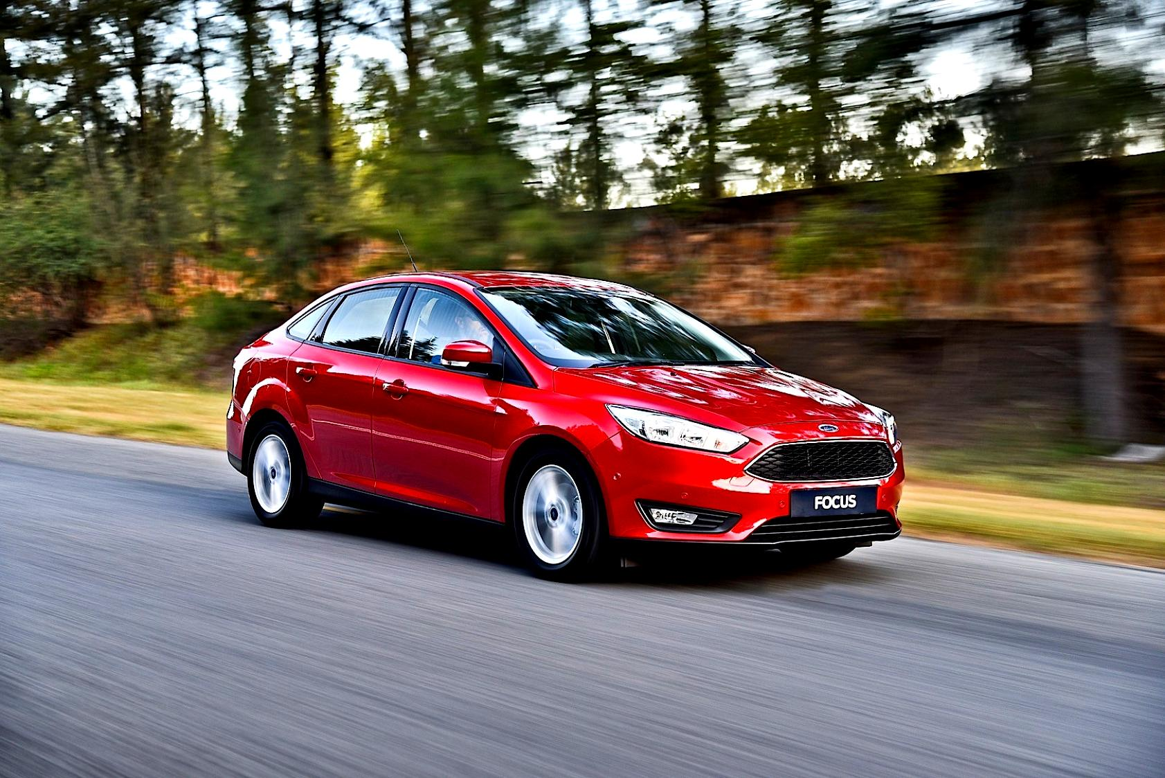 Ford Focus Sedan 2014 #50