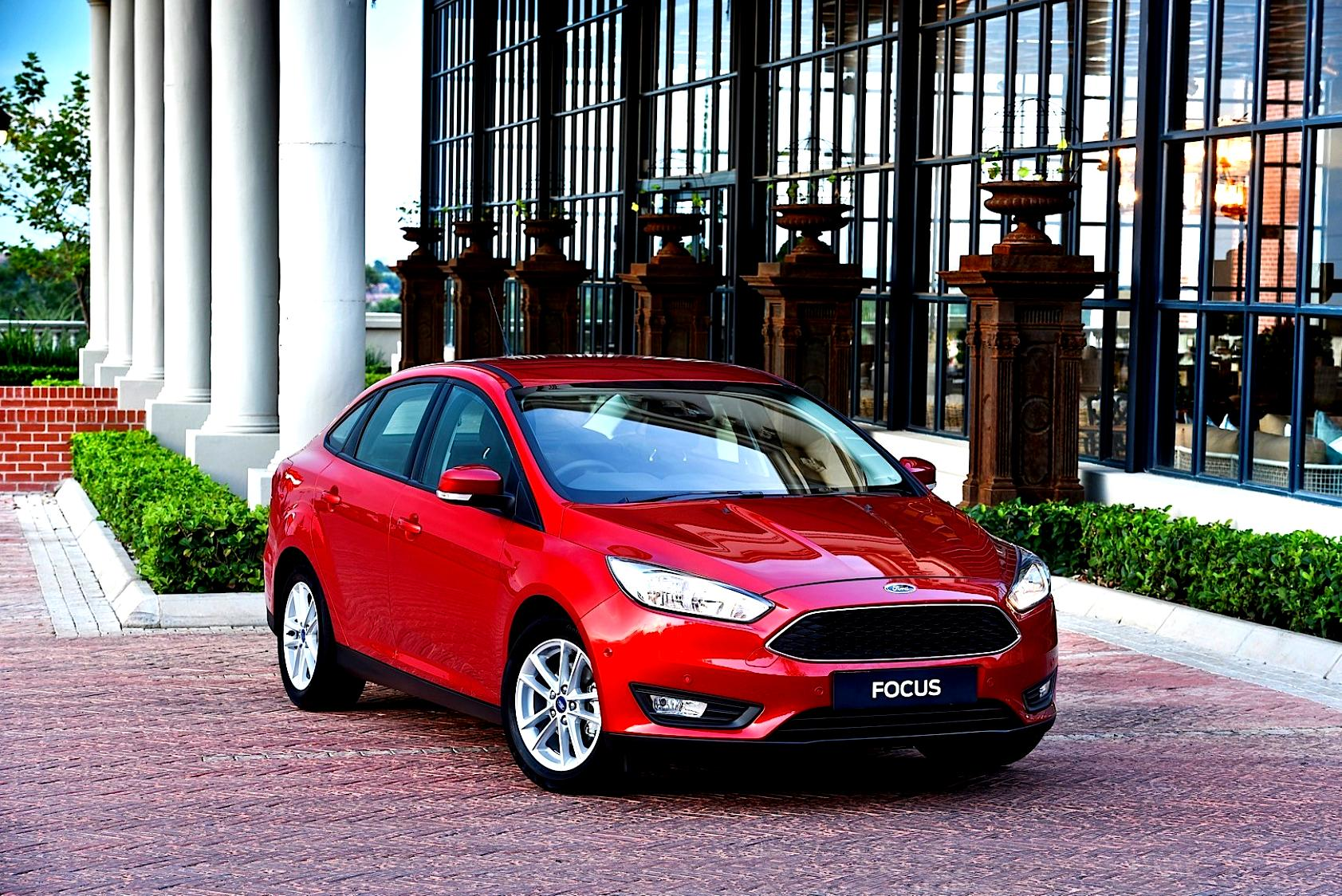 Ford Focus Sedan 2014 #51