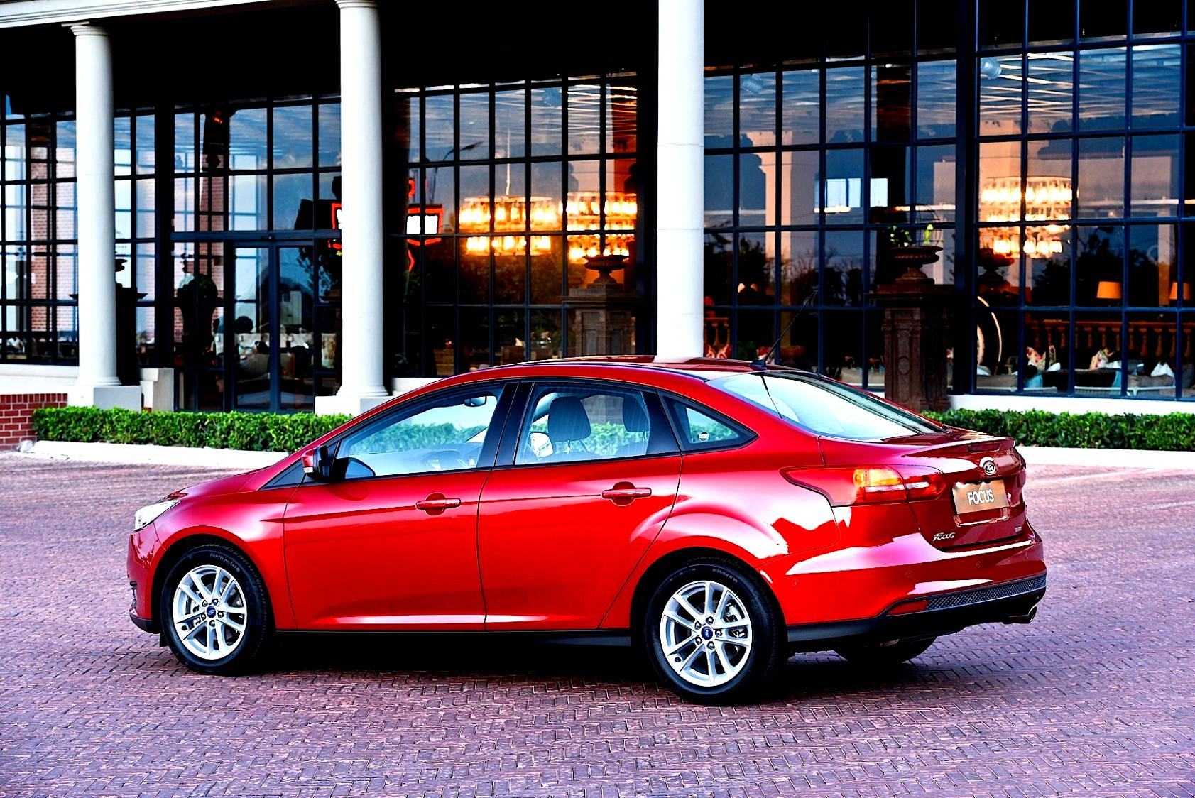 Ford Focus Sedan 2014 #52