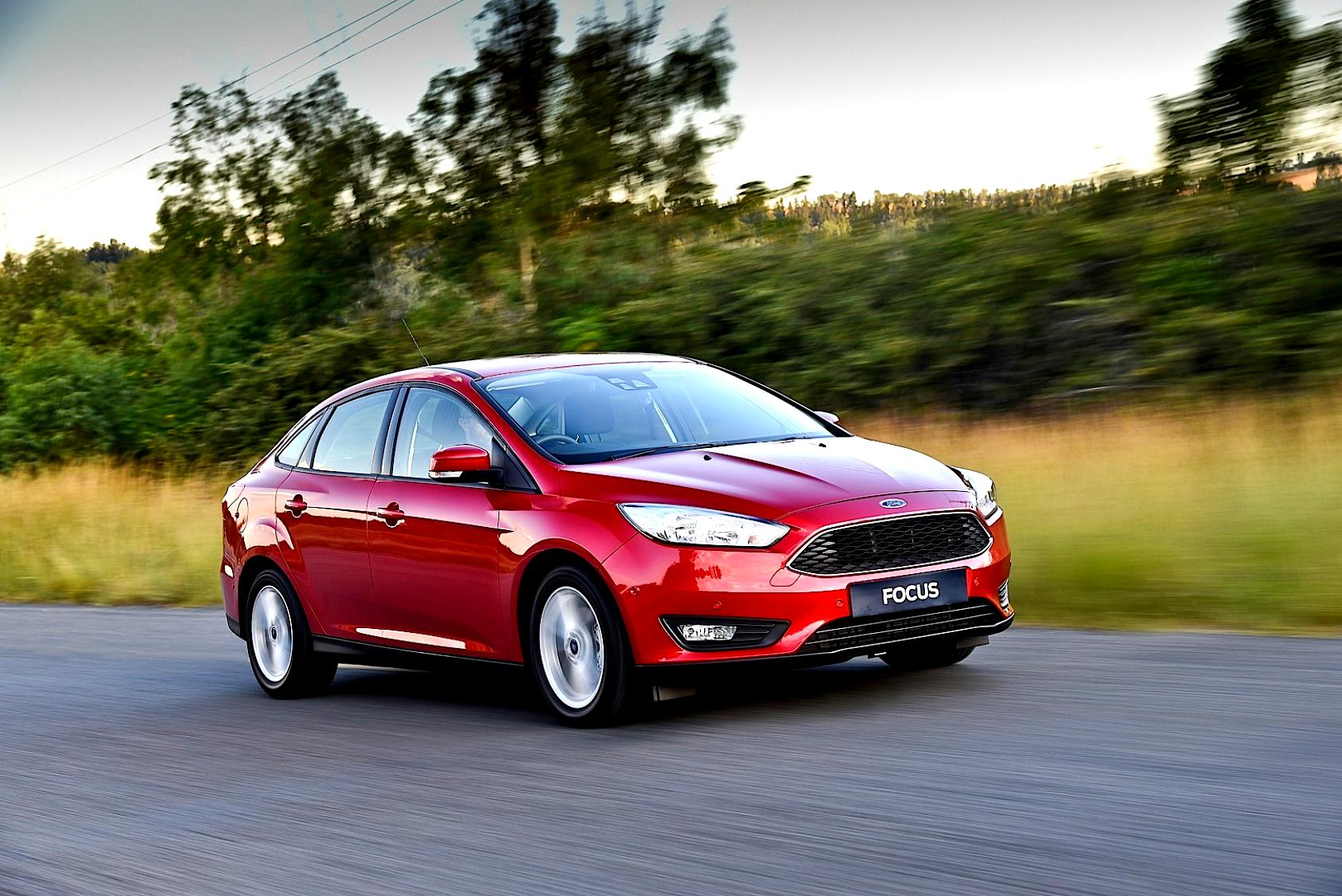 Ford Focus Sedan 2014 #53