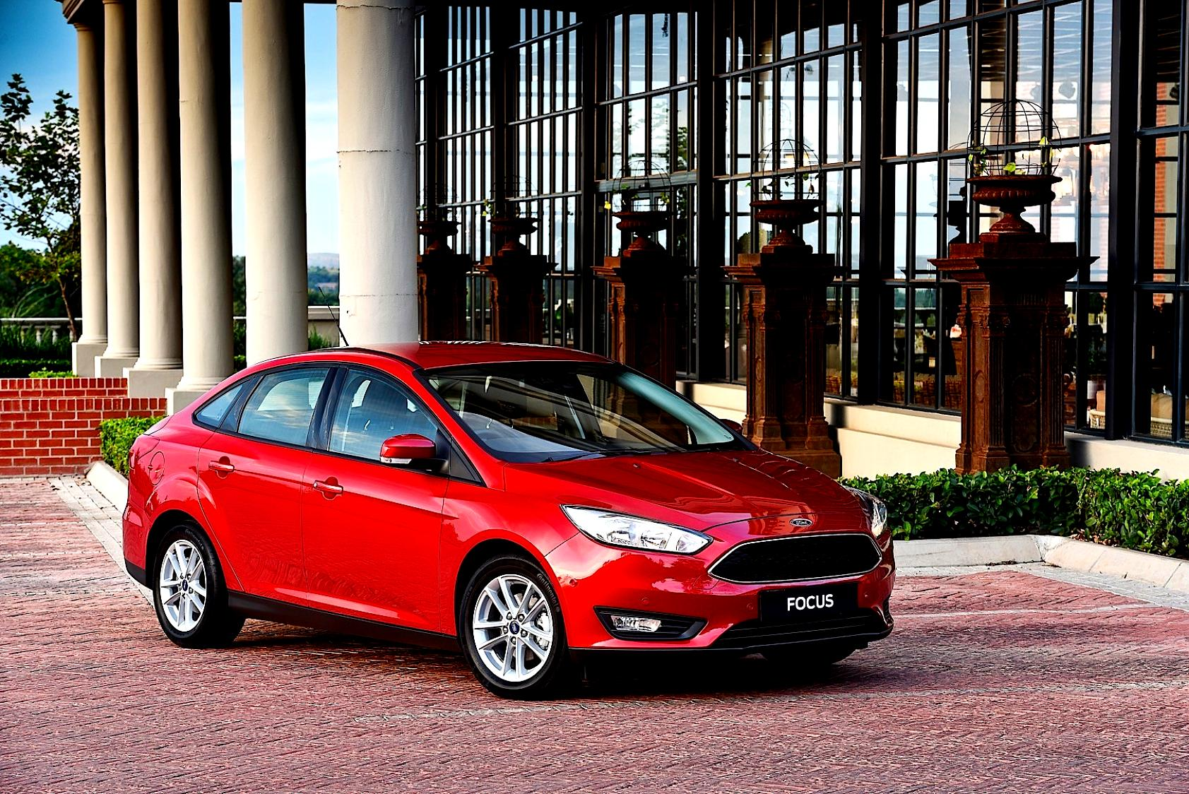 Ford Focus Sedan 2014 #56