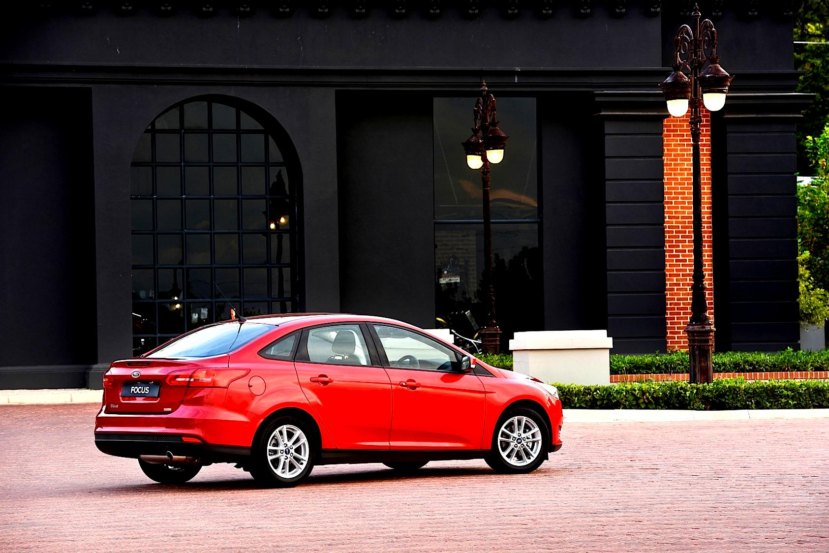 Ford Focus Sedan 2014 #57