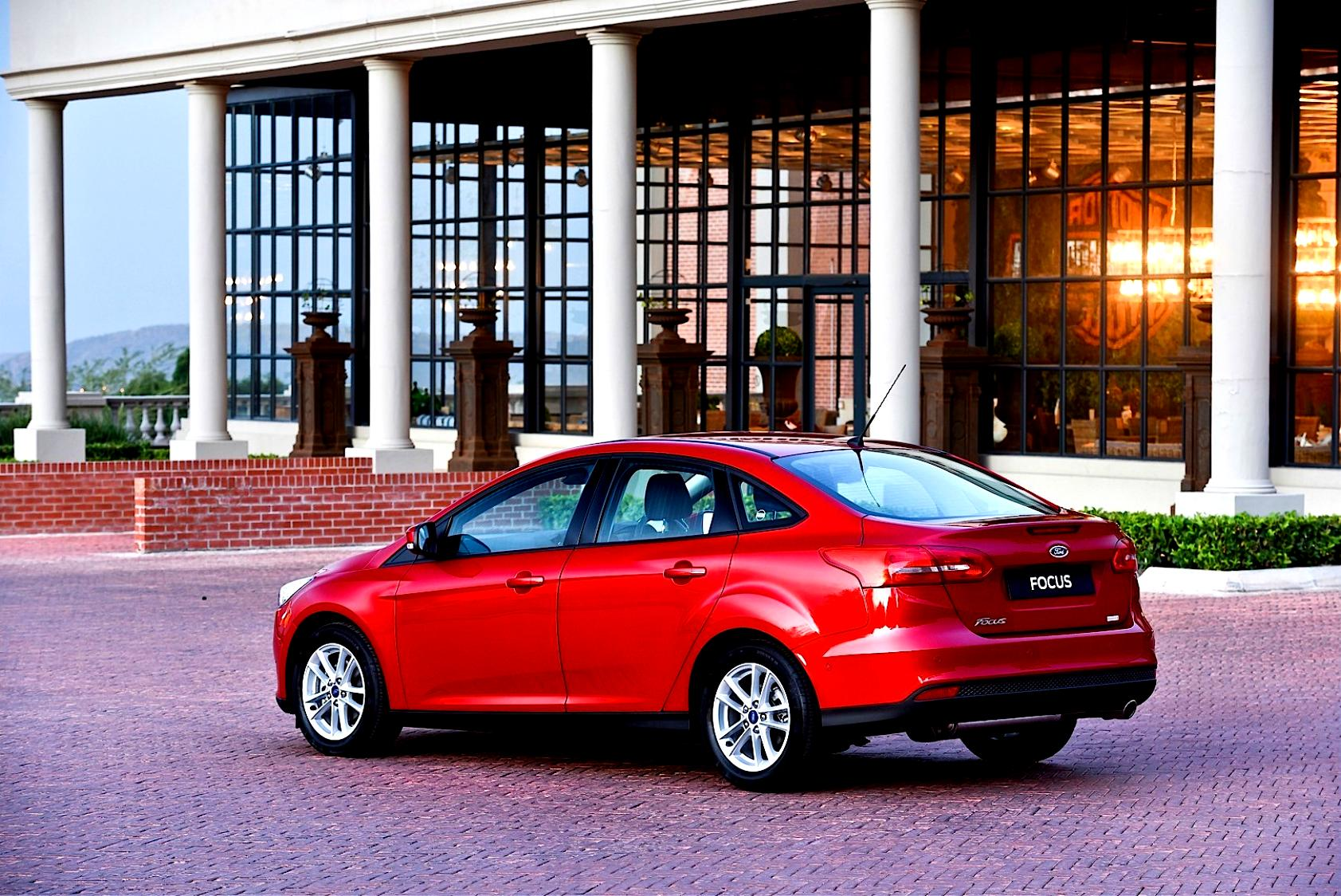 Ford Focus Sedan 2014 #61