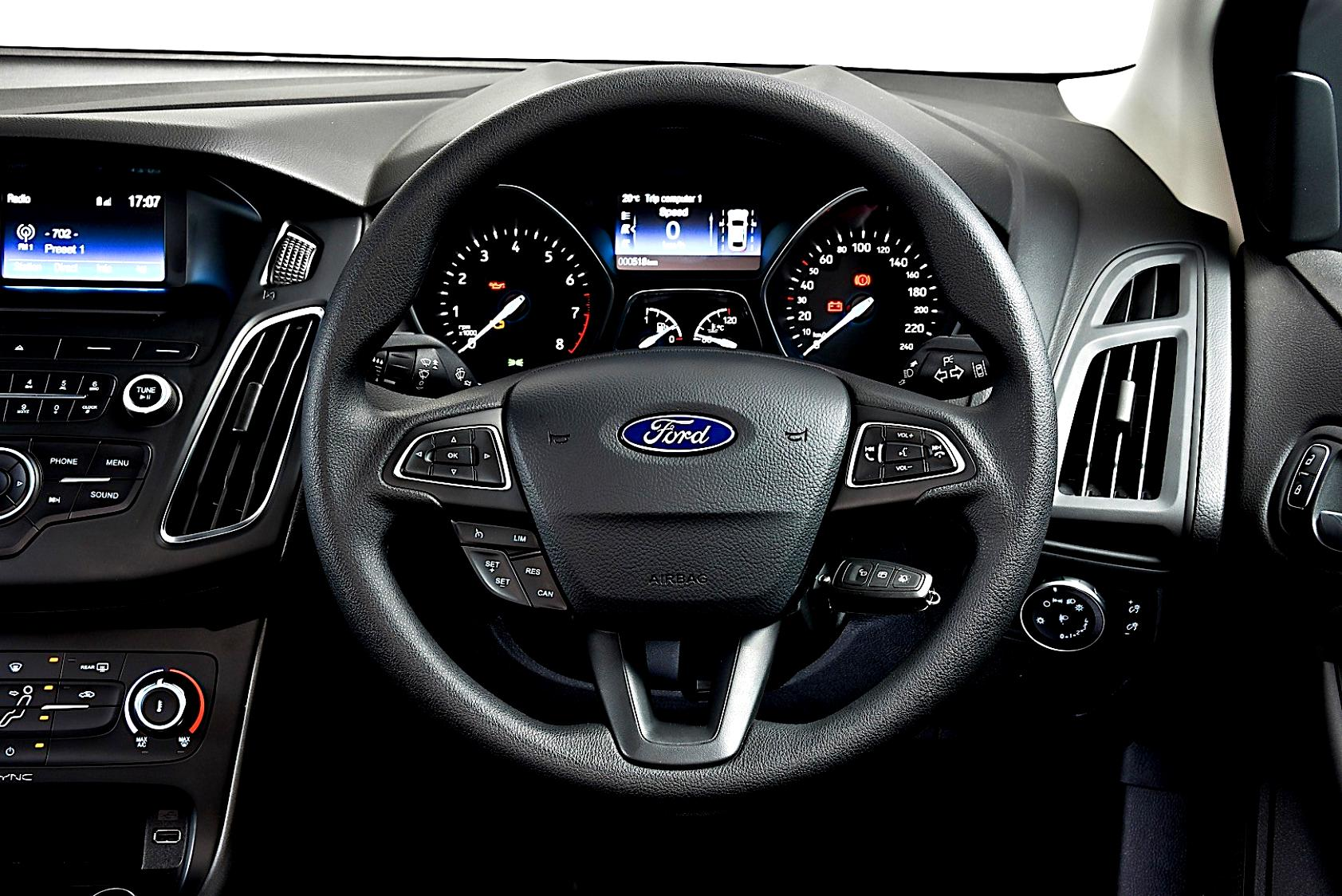 Ford Focus Sedan 2014 #64