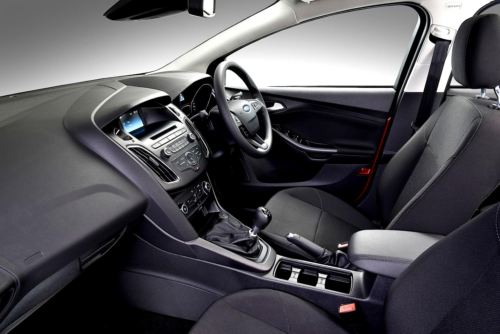 Ford Focus Sedan 2014 #67