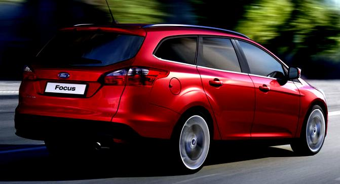 Ford Focus Wagon 2011 #7