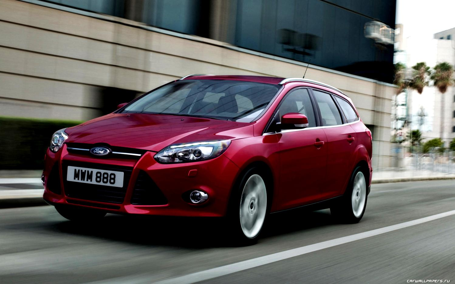 Ford Focus Wagon 2011 #8