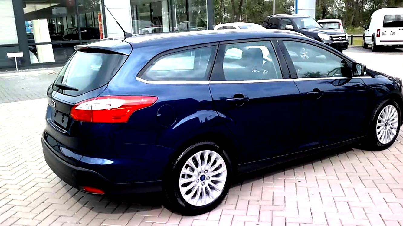 Ford Focus Wagon 2011 #12