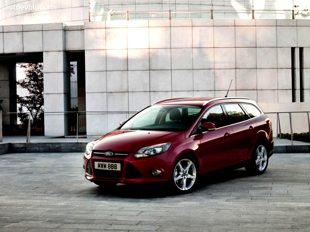 Ford Focus Wagon 2011 #17