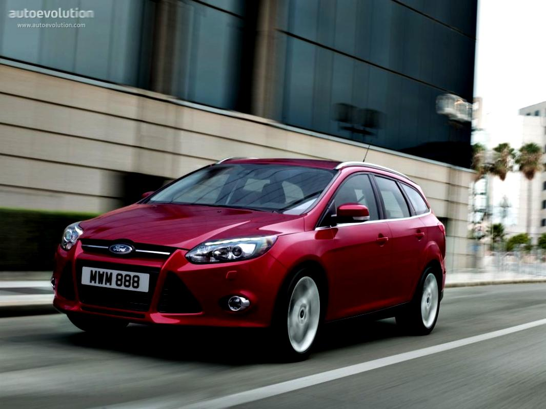 Ford Focus Wagon 2011 #20