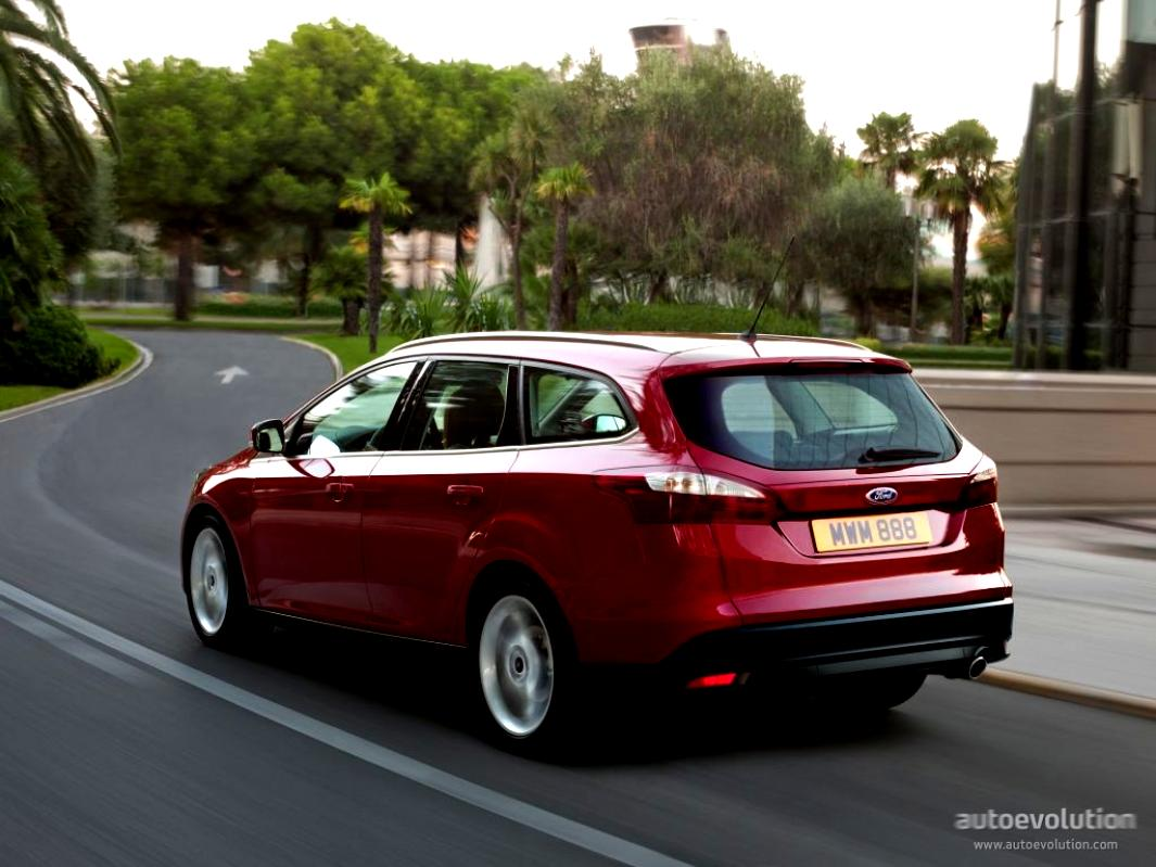 Ford Focus Wagon 2011 #21