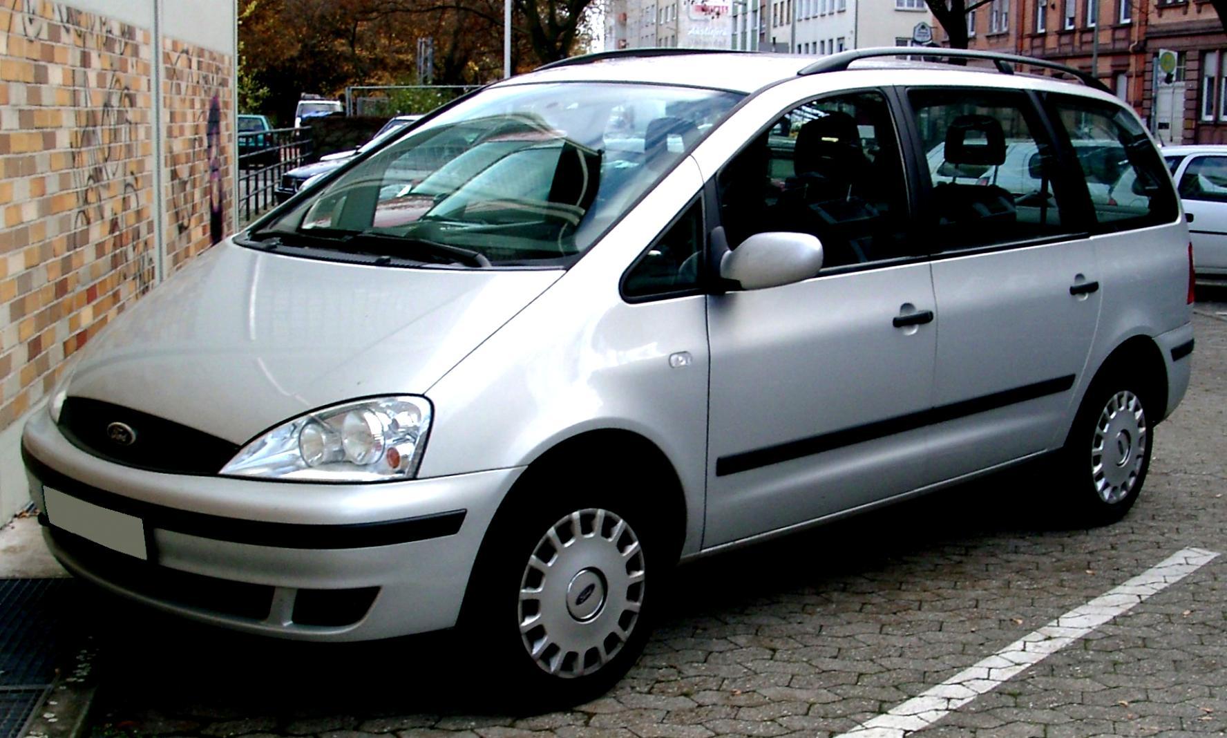 Ford galaxy 2000 2