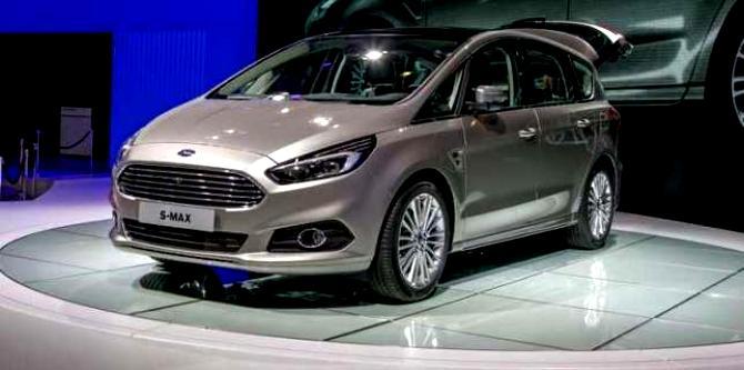 Форд галакси 2017 года новая модель цена