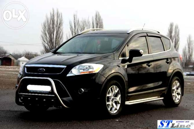 ford kuga 2008 on. Black Bedroom Furniture Sets. Home Design Ideas